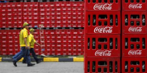 le-benefice-trimestriel-de-coca-cola-en-hausse